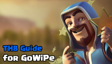 Town Hall 8 GoWiPe Attack Strategy Clash of Clans