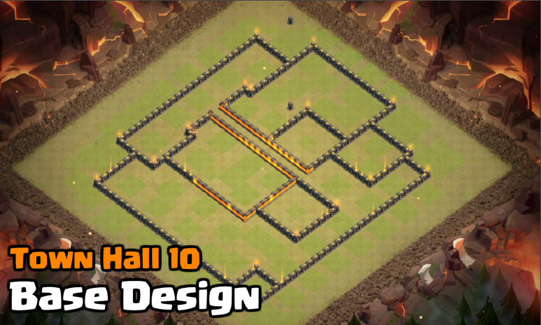 Town Hall 10 Base Design March 2018 Clash of Clans