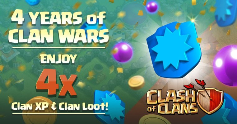 Art of War Event Clash of Clans