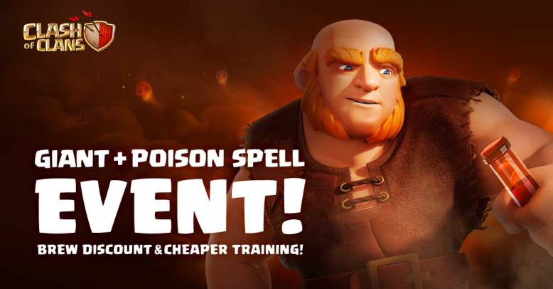 Colossal Contamination Clash of Clans Event