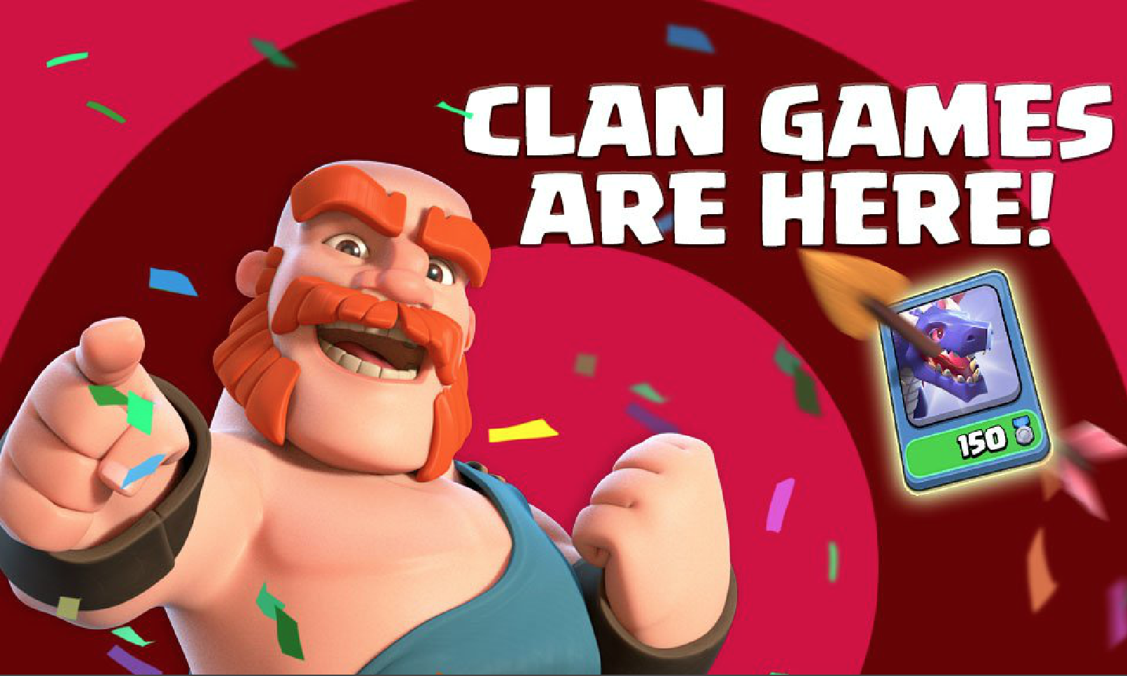 Next Clan Games Rewards and Tiers for Clash of Clans
