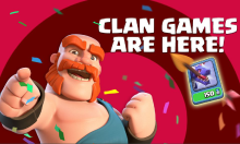 Next Clan Games Dates Rewards Tiers Clash of Clans