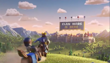 Clan Wars Clash Royale April 2018 Update