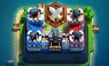 Clan Wars Island Map Clash Royale April 2018 Update