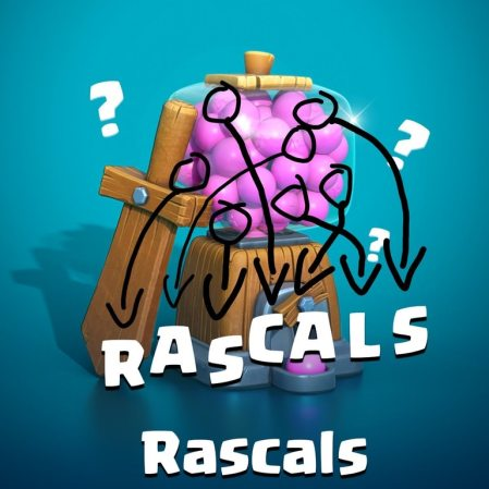 Rascals Card Confirmed Clash Royale