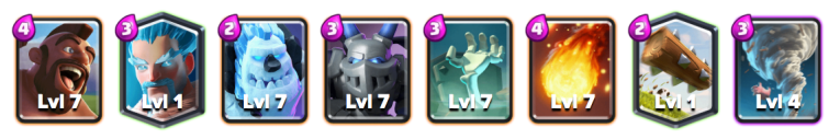 Hog Cycle Deck New Meta Clash Royale April Balance Changes