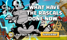 Rascals New Troop Clash Royale