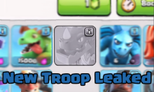 Elder Dragon New Troop Leaked Town Hall 12 Clash of Clans