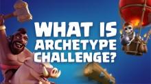 Archetype Challenge Clash Royale