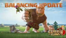 Clash of Clans September 2019 Balancing Update