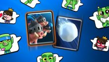 Royal Hogs Giant Snowball Decks Clash Royale