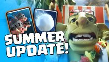 Clash Royale June 2018 Update
