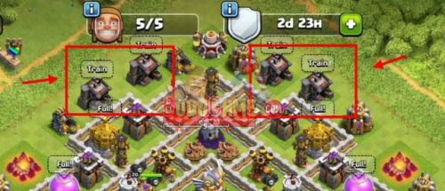 Level 13 Barracks Leaked Clash of Clans