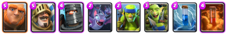 Giant Double Prince Deck Archetype Challenge Clash Royale