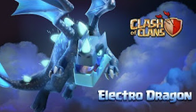 Electro Dragon June Update Clash of Clans
