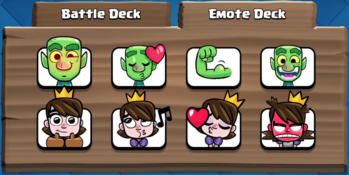 New Emotes, Gold Increases in Clash Royale June Update