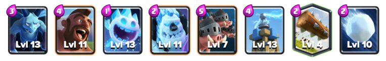 Hog Royal Hogs Cycle Deck Clash Royale