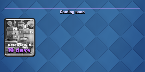 Royal Recruits Release Date Clash Royale