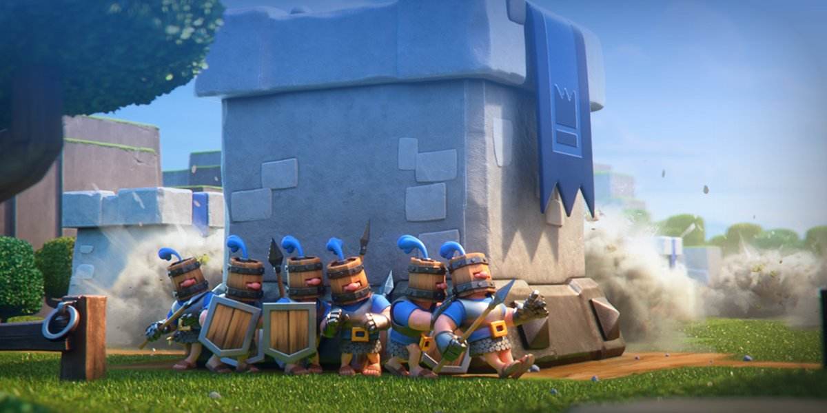 Best Royal Recruits Decks for All Arenas in Clash Royale