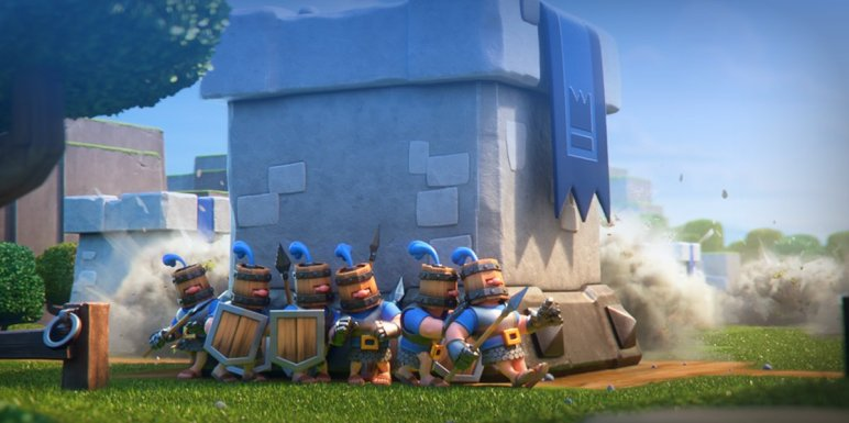 New Royal Guards Card Clash Royale