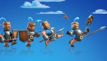Royal Recruits New Card Clash Royale