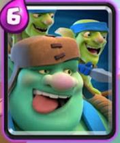 Goblin Giant New Card Clash Royale