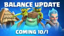 Clash Royale Best Decks October Balance Changes