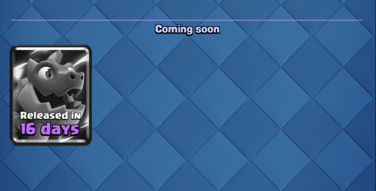 Electro Dragon Release Date Clash Royale