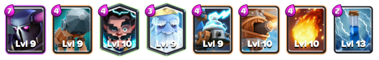 PEKKA Battle Ram Deck October 2018 Clash Royale