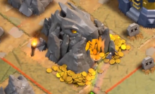 Dragon's Lair Goblin Map Clash of Clans