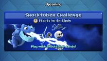 Best Decks Shocktober Challenge Clash Royale