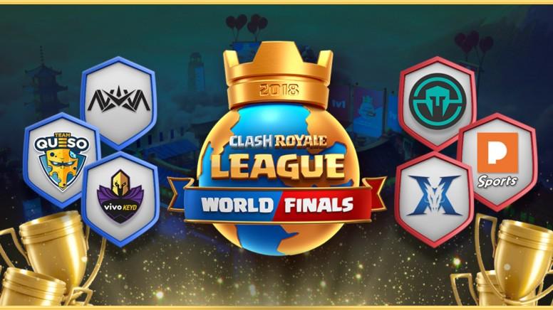 Clash Royale League Blind Draft Challenge