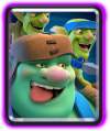 Goblin Giant Clash Royale