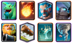 Royal Giant Deck CRL Blind Deck Challenge Clash Royale