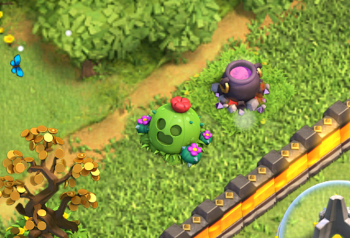 How to Get a Spike-y Cactus Clash of Clans