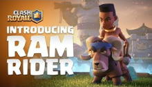 Ram Rider New Legendary Card Clash Royale