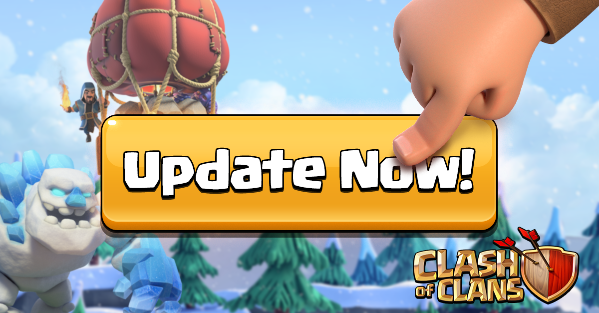 Clash of Clans December 2018 Update Patch Notes