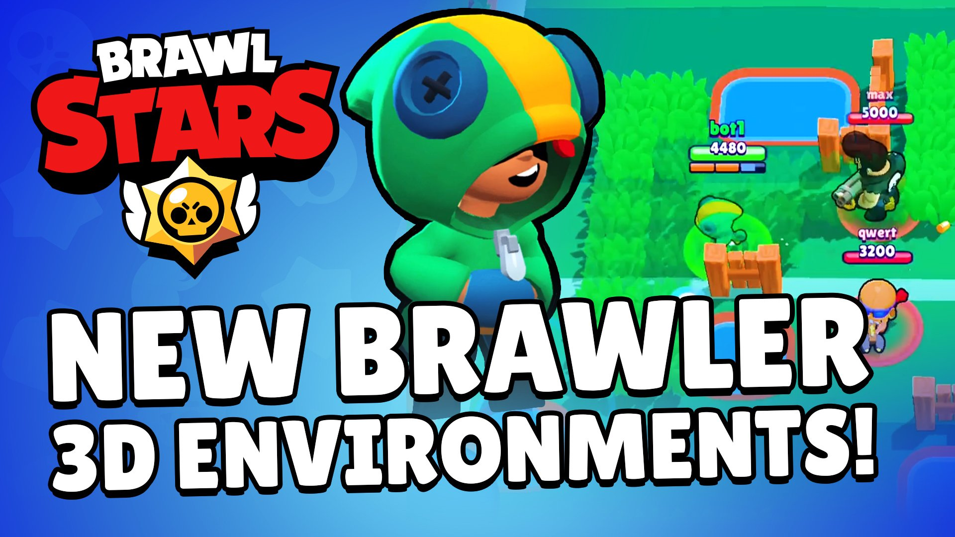 Brawl Stars December 2018 Update Patch Notes Clash For Dummies