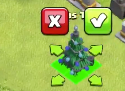 Shovel of Obstacles Clash of Clans December 2018 Update