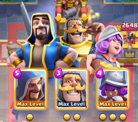 Star Levels Clash Royale December 2018 Update