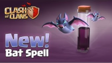 New Bat Spell Clash of Clans December 2018 Update