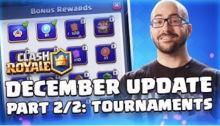 Clash Royale December 2018 Update