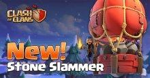 Stone Slammer Clash of Clans New Siege Machine December 2018 Update