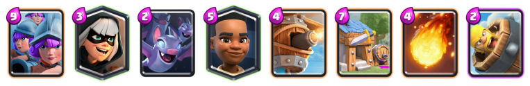 Ram Rider Deck 2019 Clash Royale