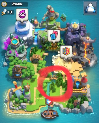 New Arena Leaked Clash Royale Update