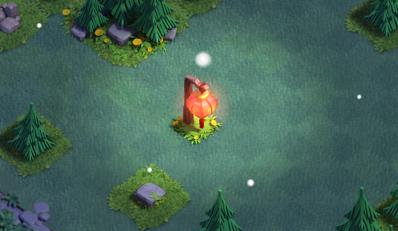 Glowy Lantern Clash of Clans