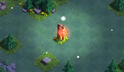 Glowy Lantern Clash of Clans