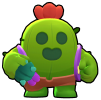 Spike Brawl Stars