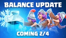 Clash Royale Balance Changes Update February 4th 2019