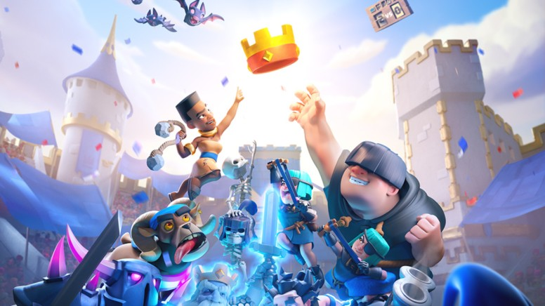 Clash Royale April 2019 Update